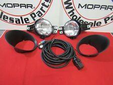 DODGE RAM 1500-5500 Fog Light Lamp Kit NEW OEM MOPAR