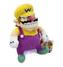 Super Mario All Star Collection Wario - 10 Inch Plush Little Buddy