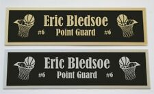 Eric Bledsoe nameplate for signed basketball photo jersey or case