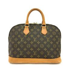 Louis Vuitton Monogram Alma Tote Hand Bag Purse /90656