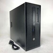 HP EliteDesk 800 G1 TWR   Intel Core i5 3.3GHz   8GB   500GB   Windows 10
