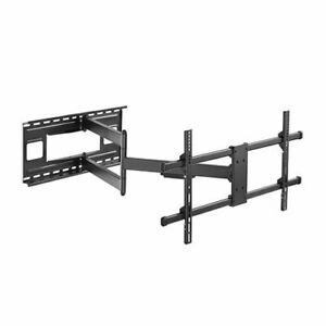 """Brateck Extra Long Arm Full-Motion TV Wall Mount For Most 43""""-80"""" Flat Panel TVs"""