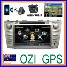 """!8"""" for TOYOTA CAMRY AURION 2007-11 GPS NAVIGATION CD ANDROID STEREO HEAD UNIT"""