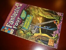 Marvel Comics Fantastic Four # 37 Nice Copy