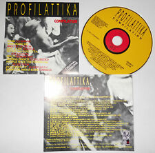 PROFILATTIKA COMPILATION Bliss Team/Joy Salinas/2 Unlimited.. (1993) - CD..