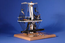 """1/35 Constitution Main Mast """"Fighting Top"""" Resin Kit 18"""" Tall from Cutting Edge"""