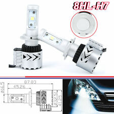 72W 12000LM 6500K H7 Headlight for Cadillac Chevrolet Chrysler Dodge Ford