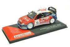 Citroen Xsara WRC #19 (2003) Montecarlo Sainz 1 43