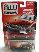AW Autoworld Vintage Muscle 1973 Dodge Challenger Rallye