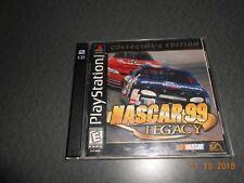 NASCAR 99 Legacy (Sony PlayStation 1, 1998)