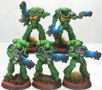 Warhammer 40K Space Marines Salamanders Primaris Hellblaster Squad kill team