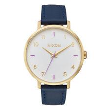 Relojes de pulsera unisex Nixon de cuero