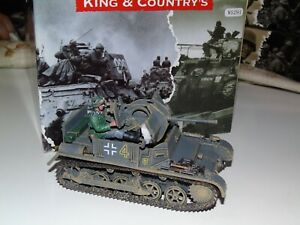 King & Country WS291 Flakpanzer IA - Long Retired