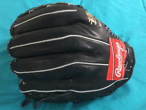 RAWLINGS HEART OF THE HIDE MADE IN USA  PRO 1000 BF GOLD GLOVE SERIES. NEAR MINT