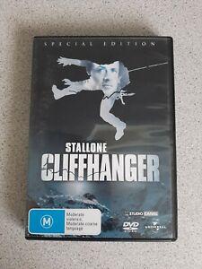 Cliffhanger -Dvd -Sylvester Stallone  -Special Edition