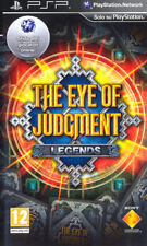 Videogame The Eye of Judgment - Legends PSP