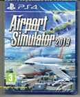 Airport Simulator 2019  'New & Sealed'  *PS4(Four)*