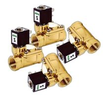 """4 3/8"""" ASCO Fast Electric 300 Psi Brass Valves Air Bags"""