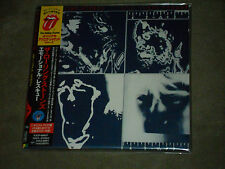 The Rolling Stones Emotional Rescue Japan Mini LP sealed
