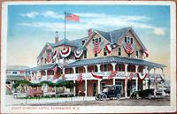 1921 Postcard: Point Comfort Hotel - Keansburg, New Jersey NJ