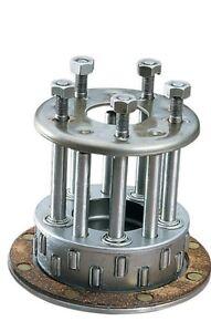 Complete Five-Stud Clutch Hub Drag Specialties  17-0100A-BX-LB2