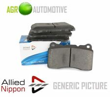 ALLIED NIPPON REAR BRAKE PADS SET BRAKING PADS OE REPLACEMENT ADB01599