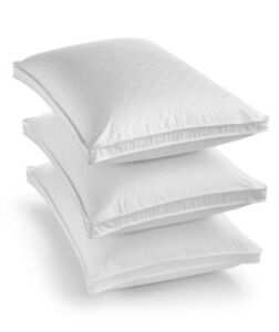 Hotel Collection European Goose Down Firm Support  Pillow King $440