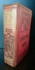 Christmas Books by Charles Dickens 1910 Published by Griffith, Farran, Browne