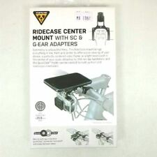 Topeak RIDECASE CENTER MOUNT WITH SC&G-EAR ADAPTERS TC1028 36g