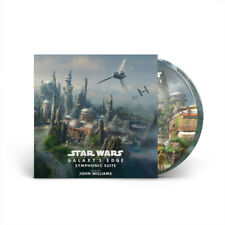 Disney's Star Wars Land Galaxy Edge Suite Picture Vinyl Record, NEW