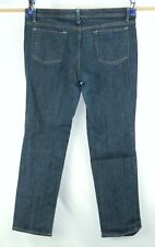 Women's Sarah Jessica Parker Bitten Stretch Slim Leg Denim Jeans size 16 R