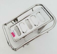 Stainless steel rear carry rack for Honda Little Cub cargo rack-
