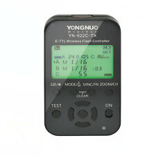 Yongnuo YN-622C-TX Wireless E-TTL Flash Controller Transmitter for Canon C1 C3