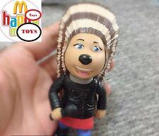 McDonalds Illumination Sing Movie Happy Meal Ash #5 Porcupine Scarlett Jo Figure