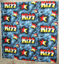 "Original Copyright 1973, 1975-78 Aucoin Mgmt. Kiss Band Material Unused 45"" Sq."