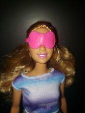 Barbie doll accessory Pink Beauty Sleep Eye Mask