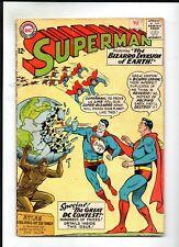 SUPERMAN # 169 / DC 1964 V.GOOD / BIZARRO / MR.MXYZPTLK.