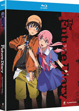 The Future Diary: The Complete Series (Blu-ray, 2015, 3-Disc Set)