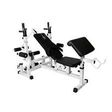 GORILLA SPORTS® Hantelbank Universal Kraftstation Fitness Gerät Hantel Bank