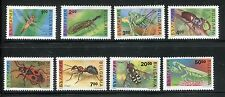 Bulgaria 3710-3717, MNH, Insects. Beetlesb 1992. x23904
