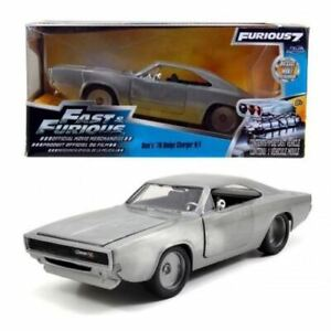 1:24 Dom's 1970 Dodge Charger Bare Metal -- Fast & Furious JADA