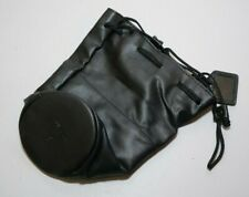 CONTAX Camera Carl Zeiss Lens Leather Pouch No.5