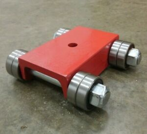 MADE IN USA   8,000lbs Machine Dolly Skate Machinery Mover Machinery Roller
