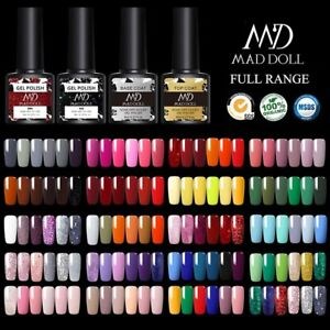 8ml MAD DOLL Nail Art Smalto Gel UV Nail UV Gel Polish Semipermanente Soak Off