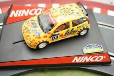 50315 NINCO 1/32 SLOT CAR FIAT PUNTO CATALUNYA-COATA BRAVA 2003