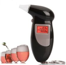 Alcohol Breath Tester Breathalyser Tester Detector LCD Digital Brand New UK