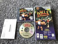 Ballz The Director's Cut 3DO Complete in Long Box Tested Works Authentic