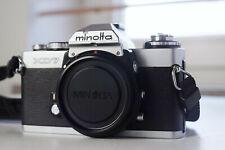 Minolta XD7 bzw. XD-7 Spiegelreflexkamera Gehäuse Body