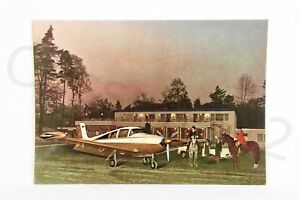 NAVION Rangemaster Factory Brochure Vintage Gloss Foldout Color Collectable Gift