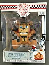 Funko Arcade Juguete Freddy Five Nights At Freddy 'Figura de vinilo artística #01